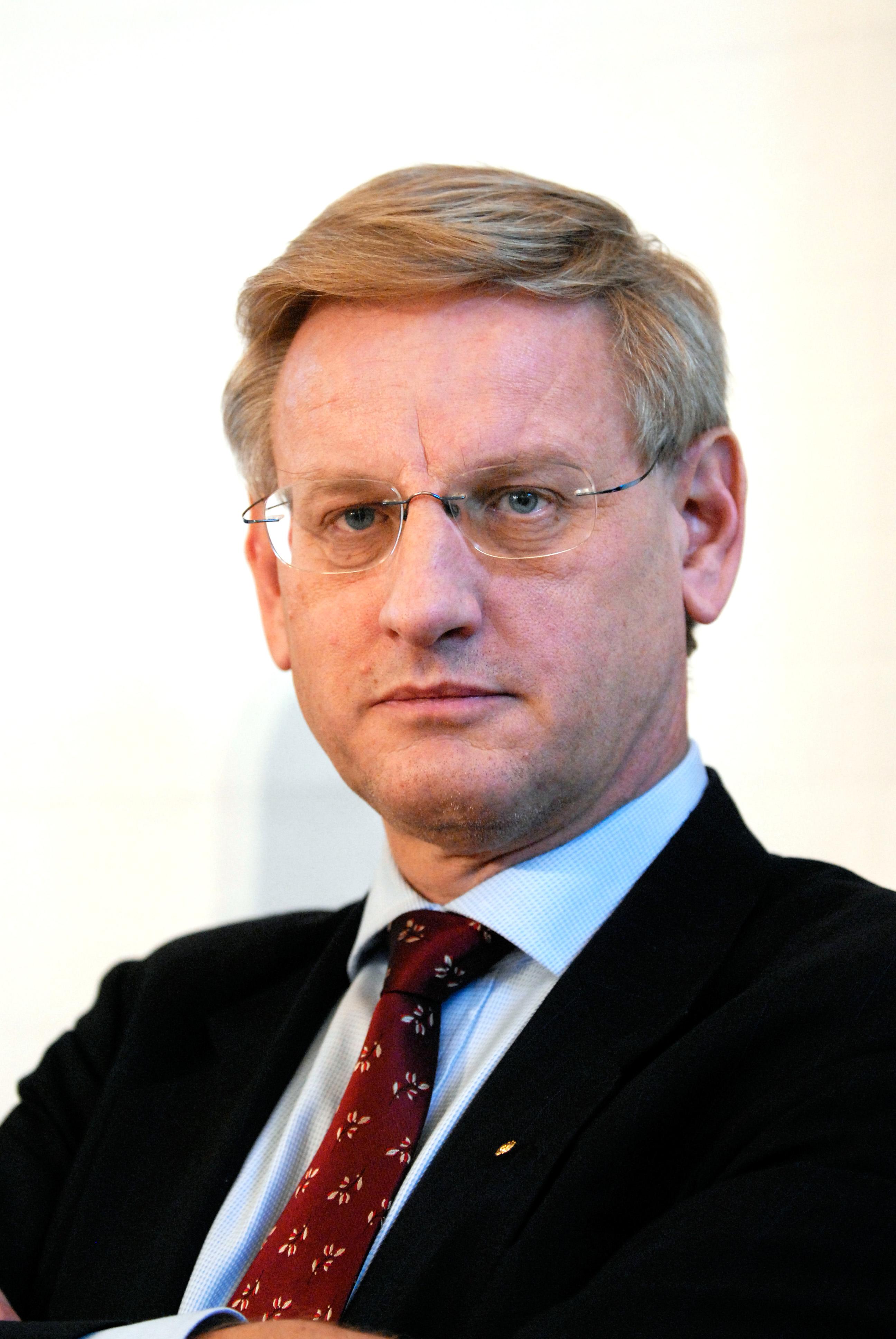 utrikesminister sverige