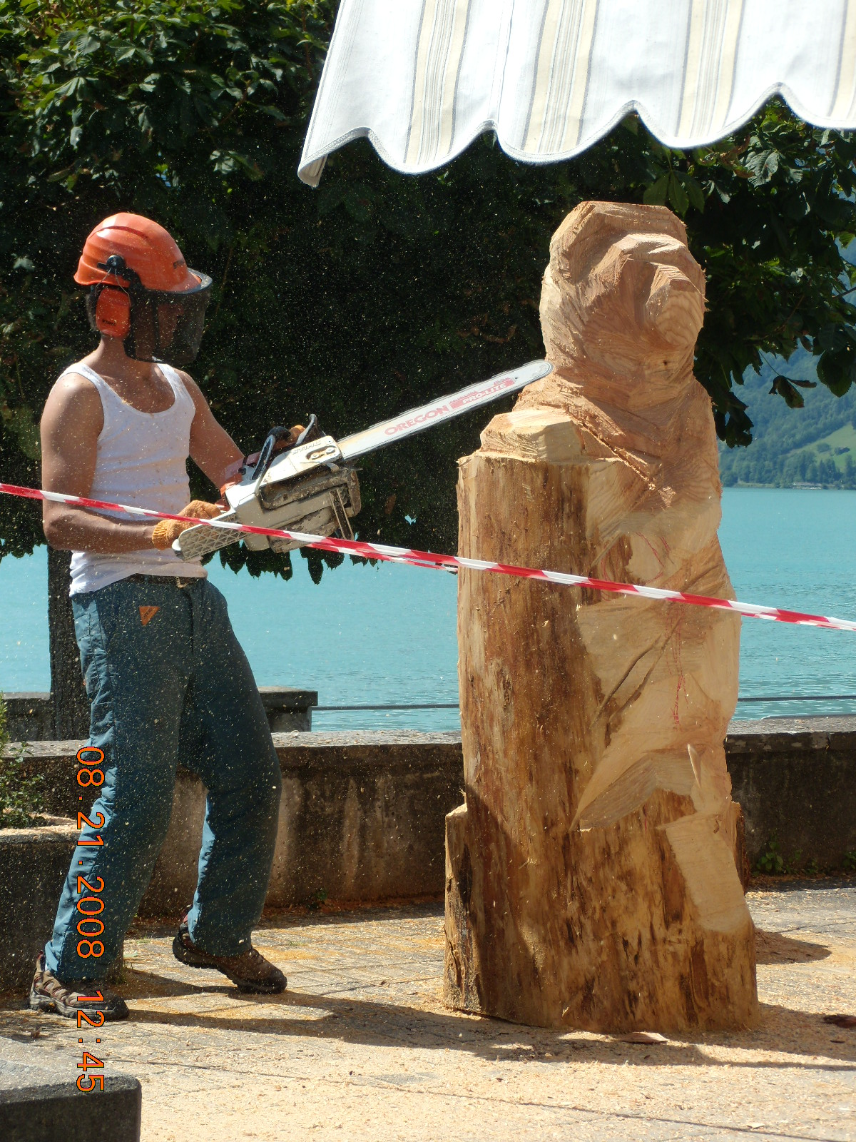 Chainsaw carving wikipedia