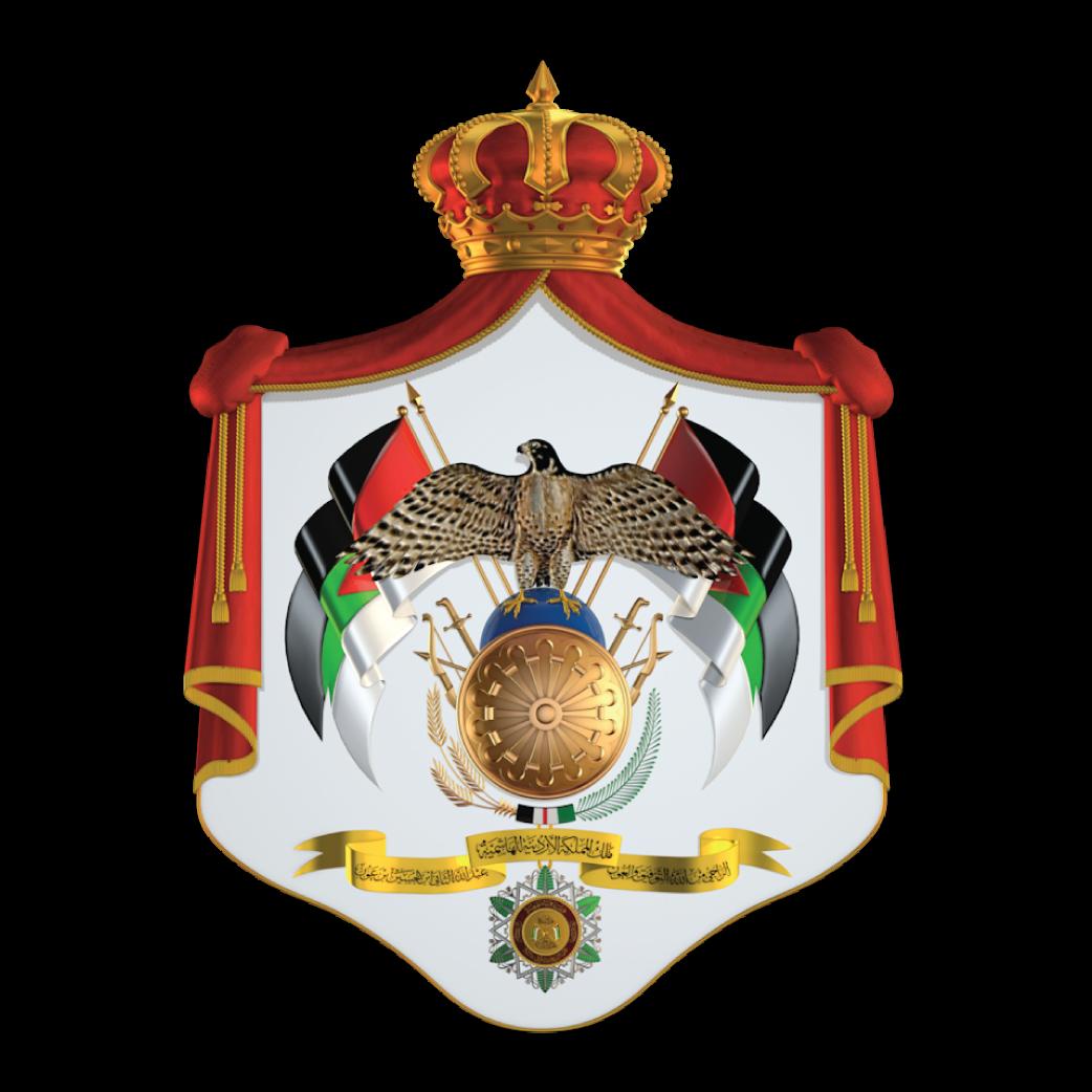 شعار الأمن العام الاردني الجديد