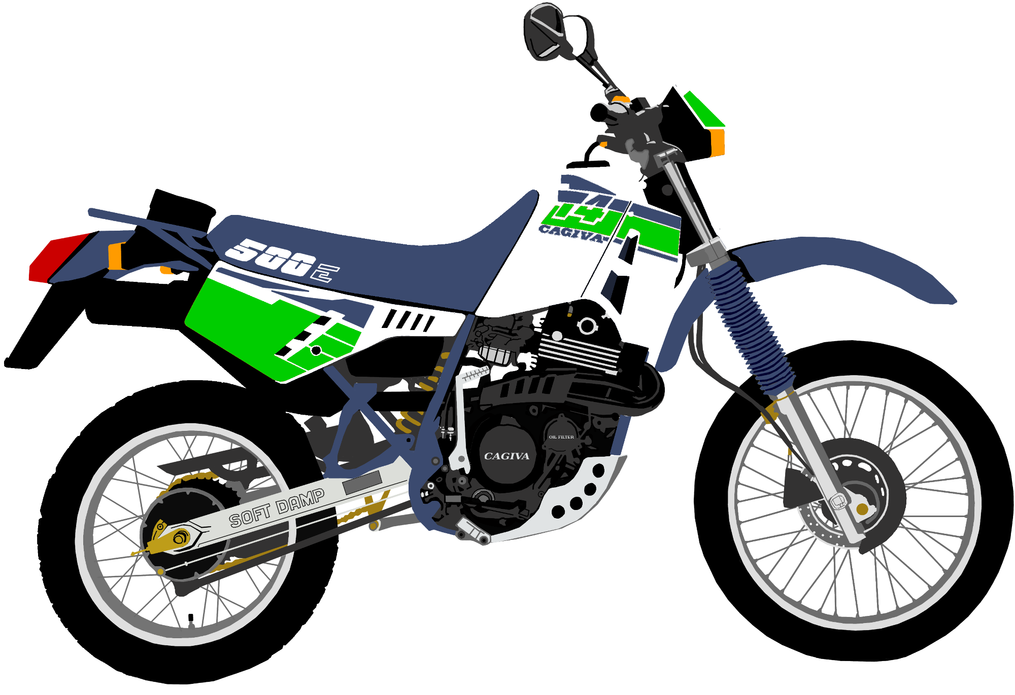 File Couleurs Cagiva T4e 500 Png Wikimedia Commons