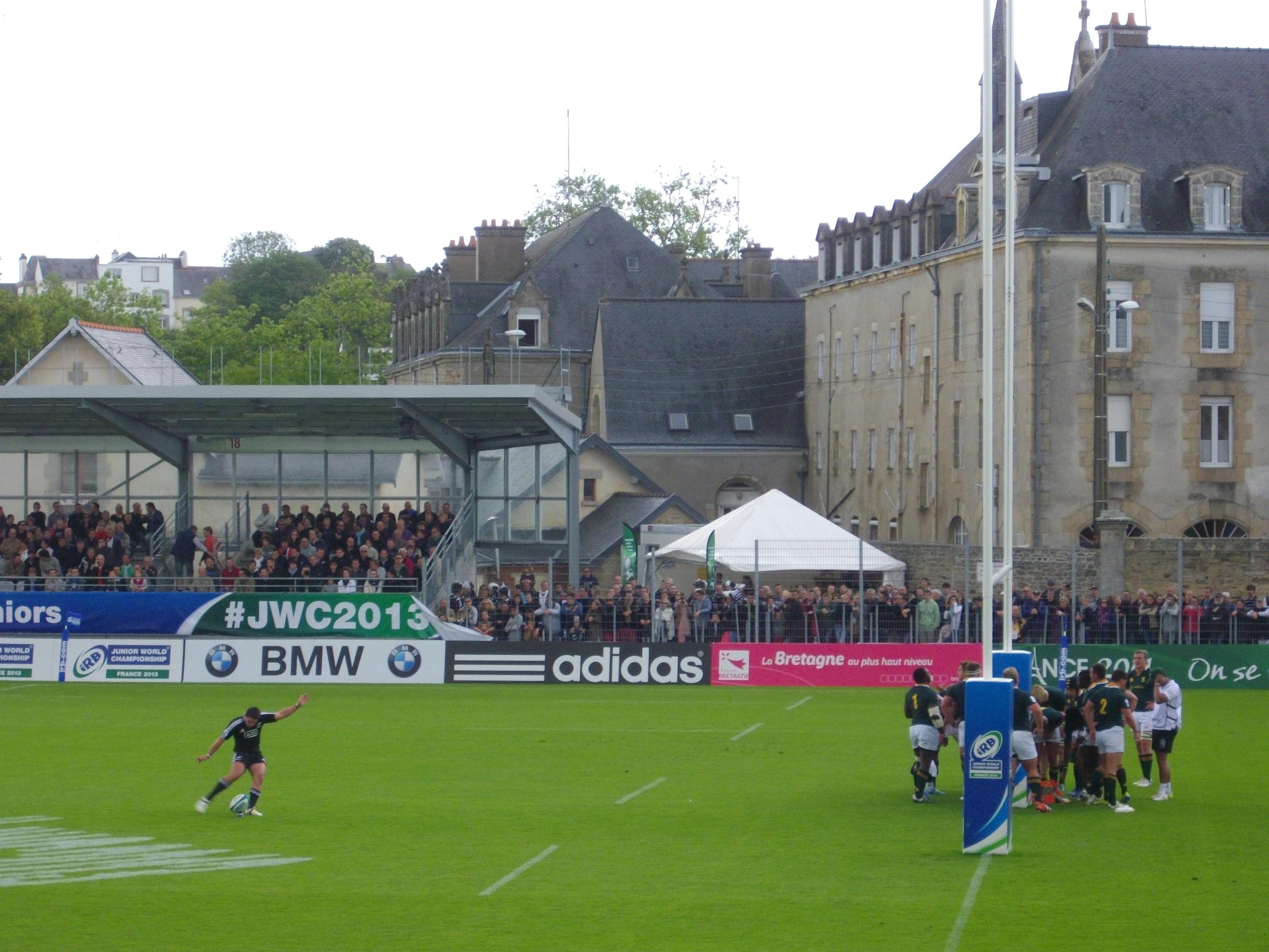 File coupe du monde junior de rugby xv 2013 3e place 3 jpg wikimedia commons - Place de rugby coupe du monde ...