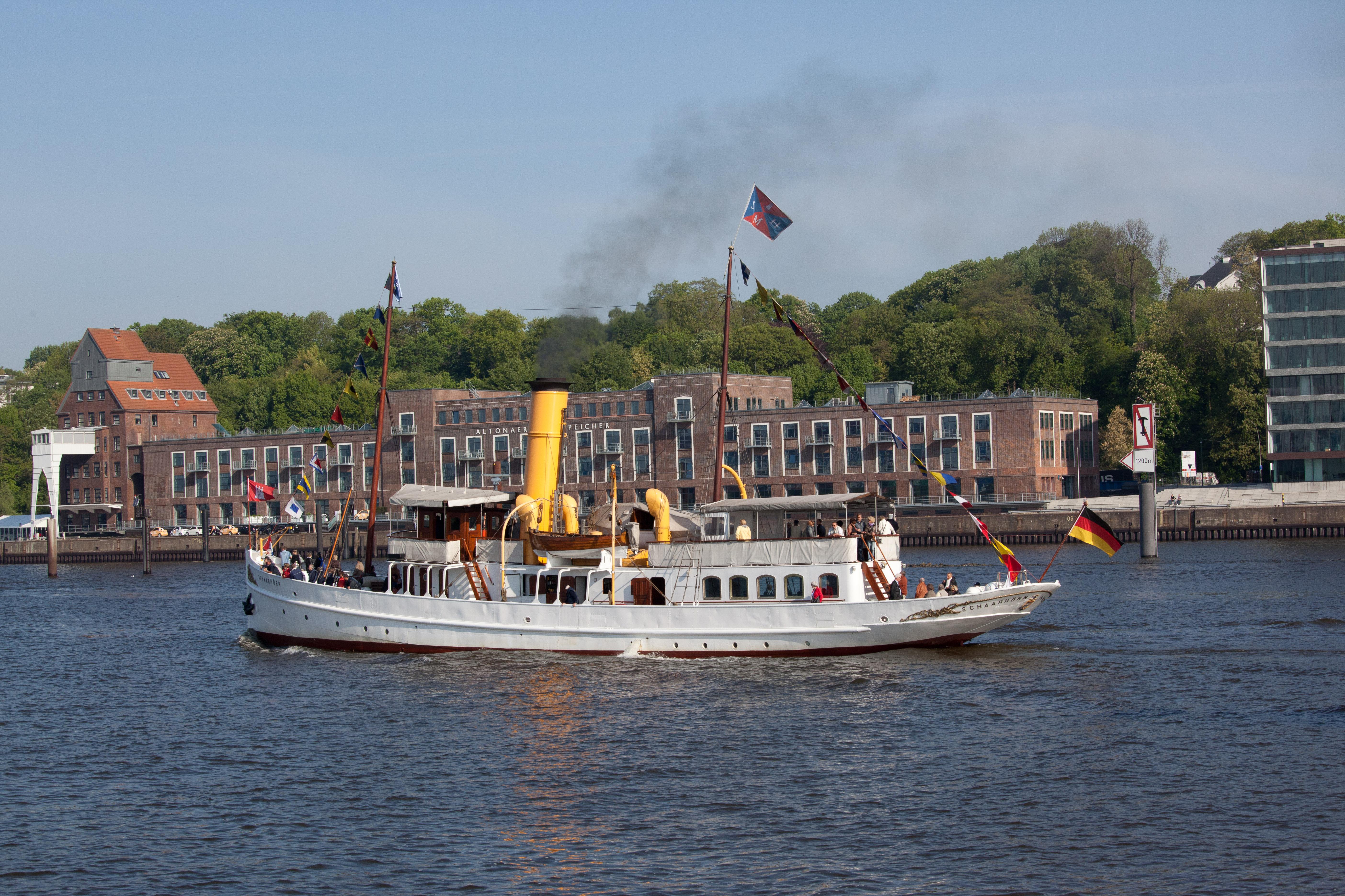 File Dampfschiff Schaarhorn Jpg Wikimedia Commons