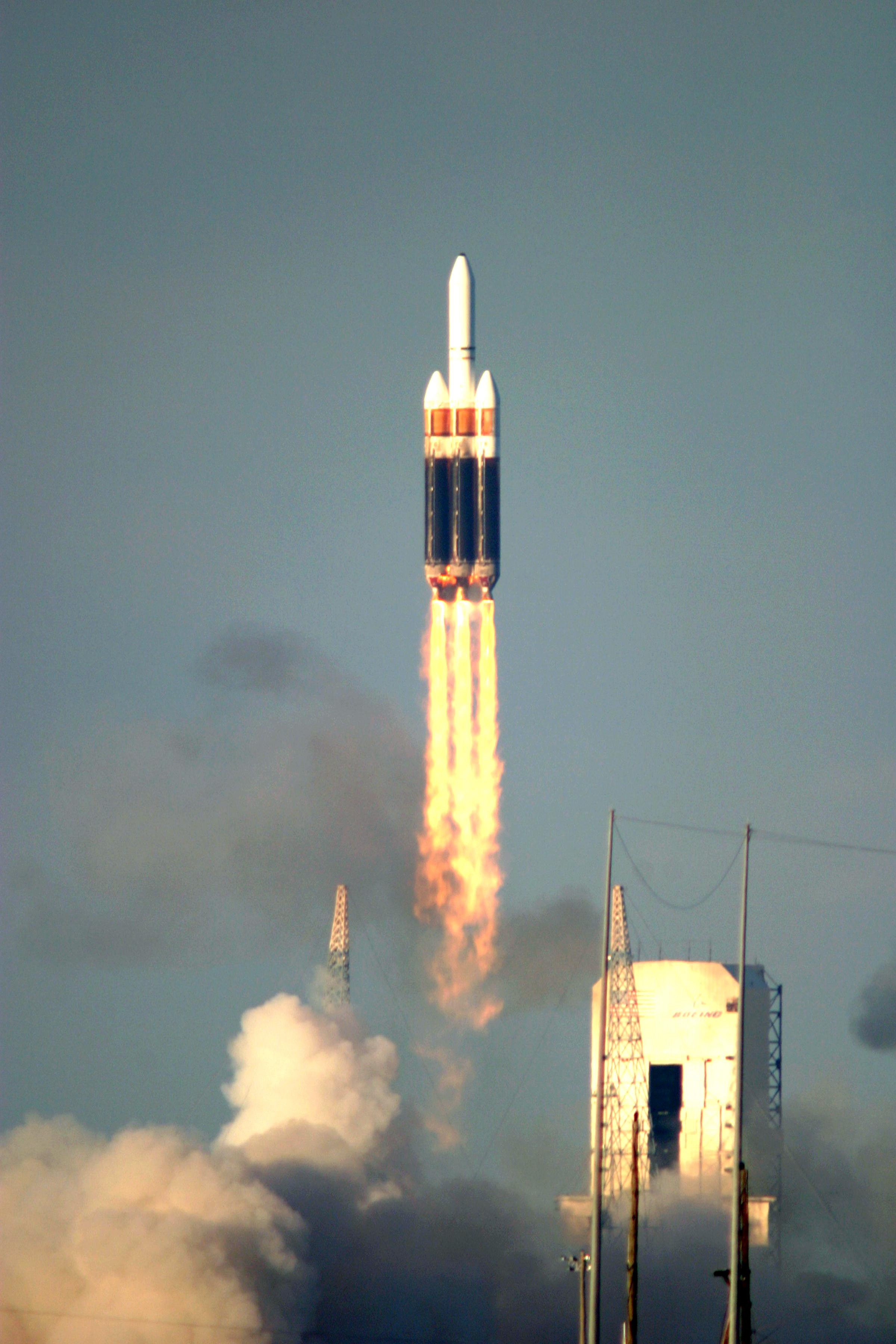 delta space rocket - photo #3