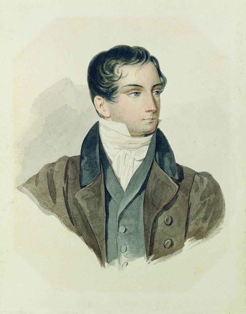 Dmitry Venevitinov, 1827.jpg