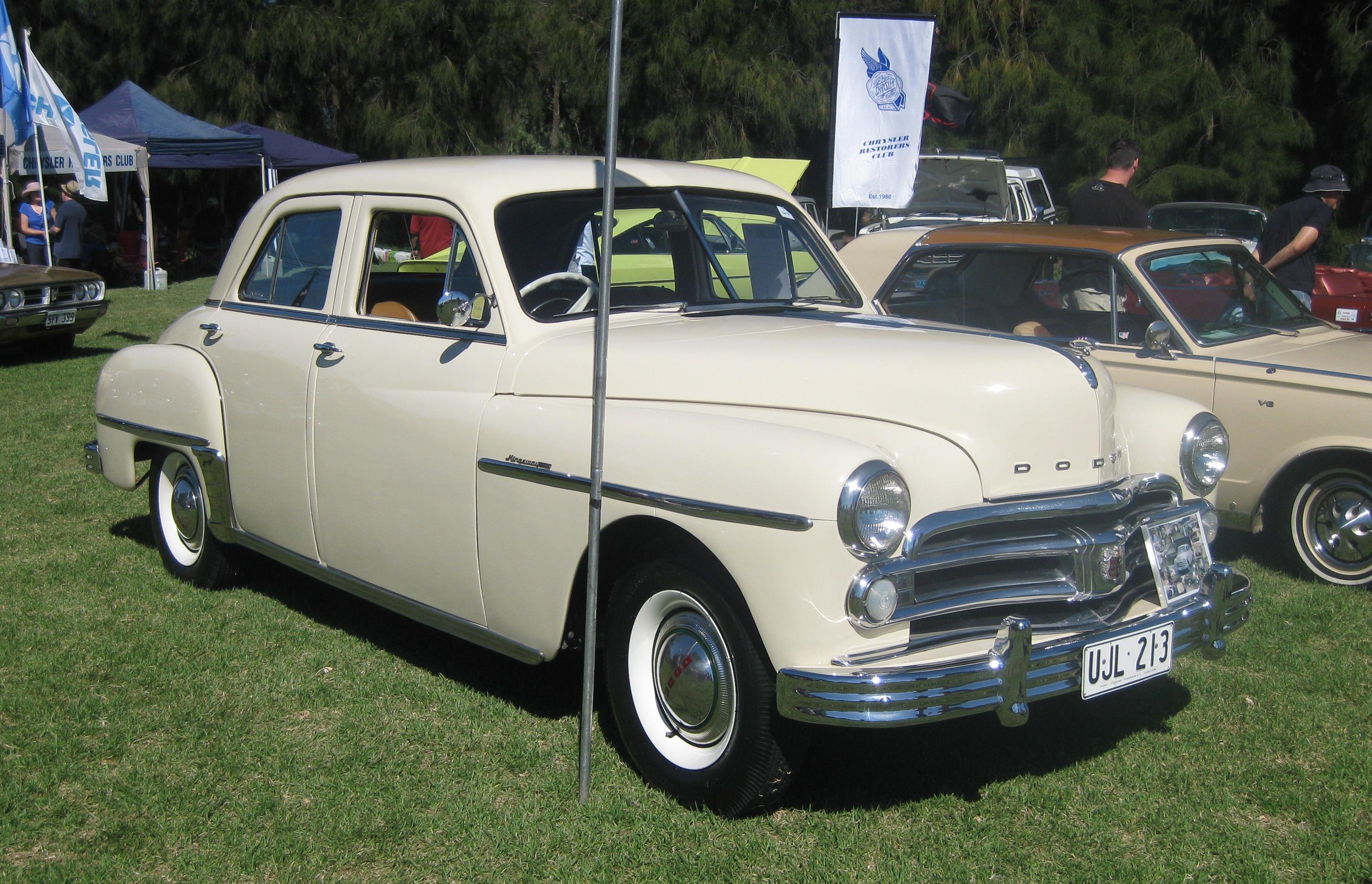 File Dodge Kingsway D36 1950 Jpg Wikimedia Commons