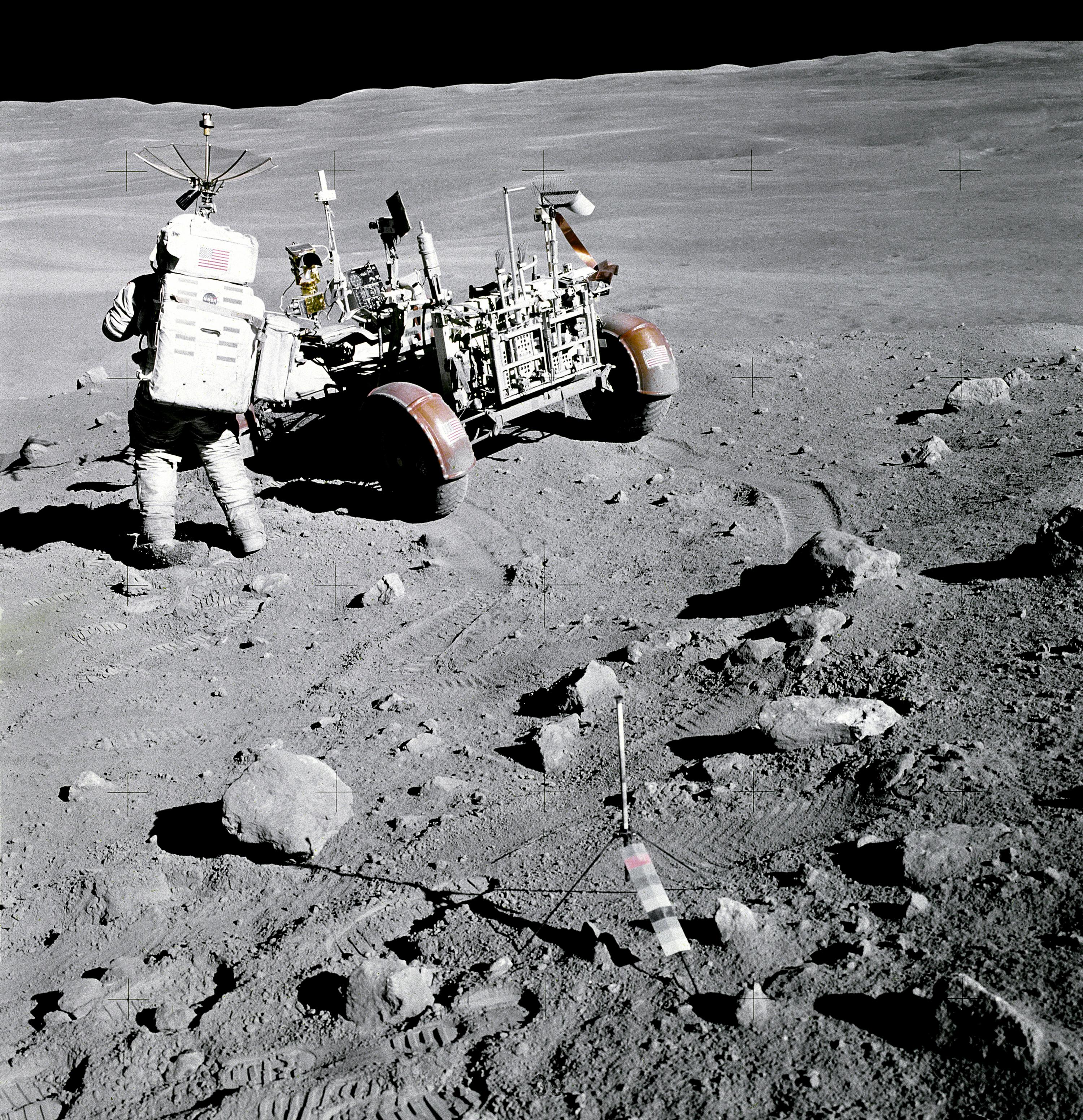 best proof of moon landing - photo #11