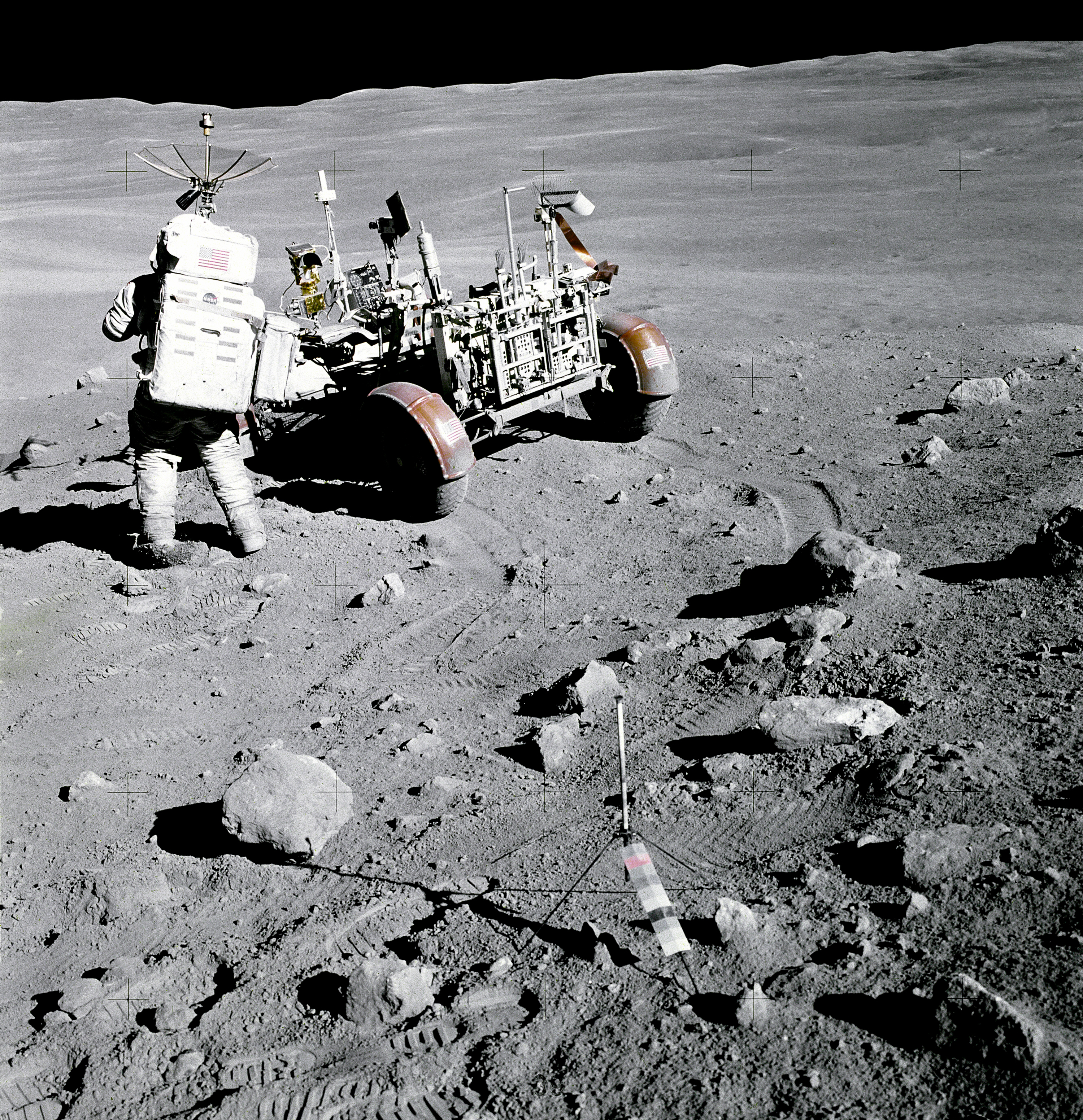 moon landing evidence - photo #12