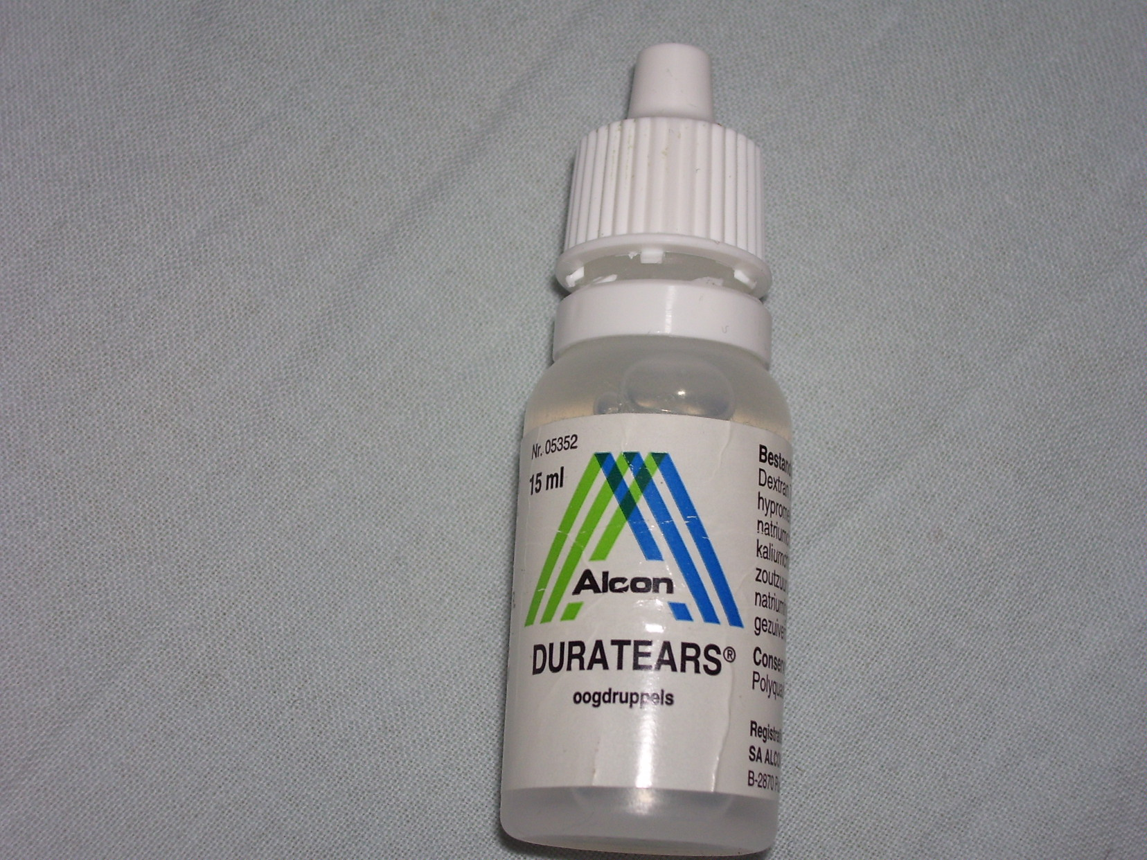 duratears free oogdruppels