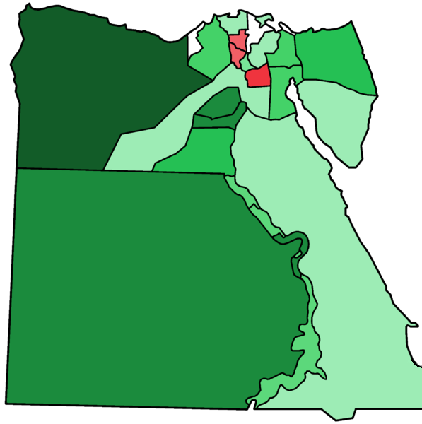 Fail:Egypt governorates map.png