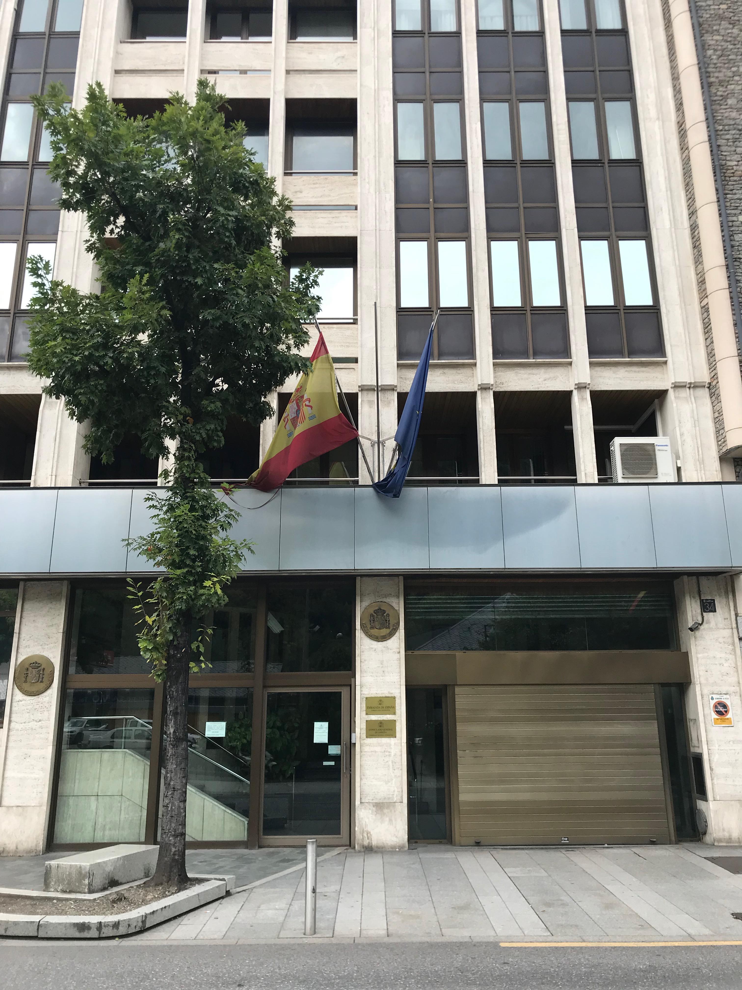 Misiones diplomáticas de España - Wikipedia, la enciclopedia