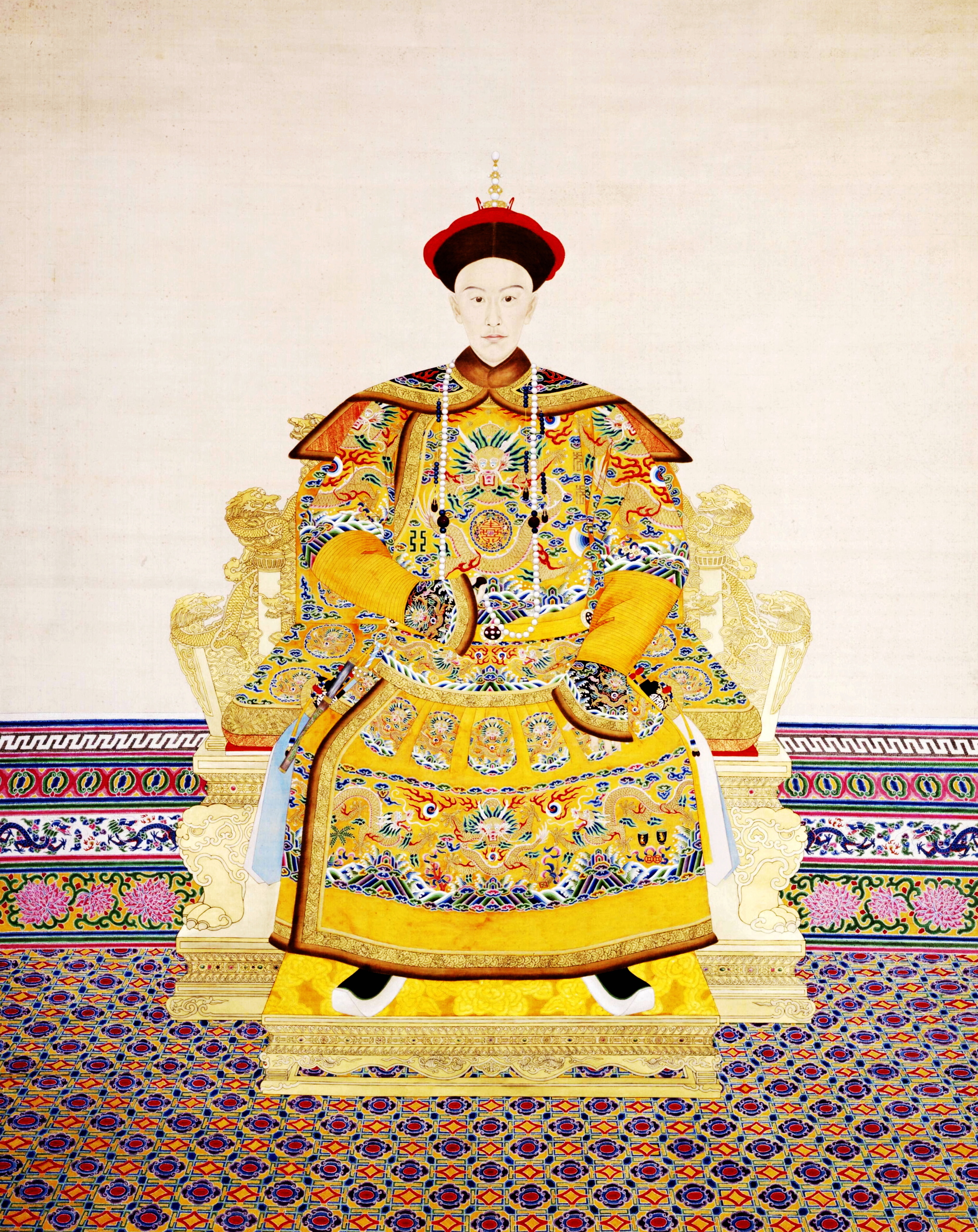 Image result for photo of the Emperor Guangxu