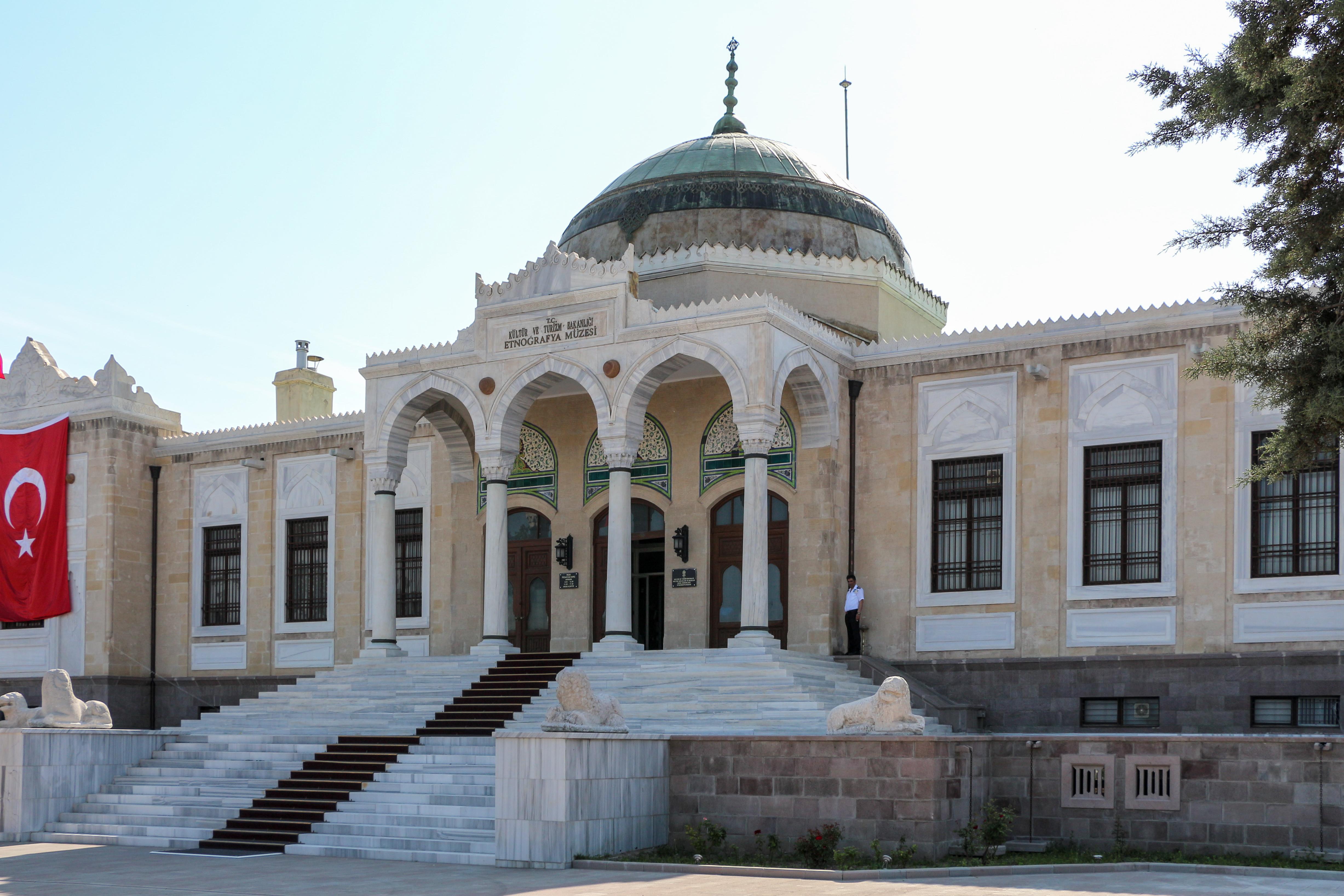 Ethnography Museum of Ankara - Wikiwand