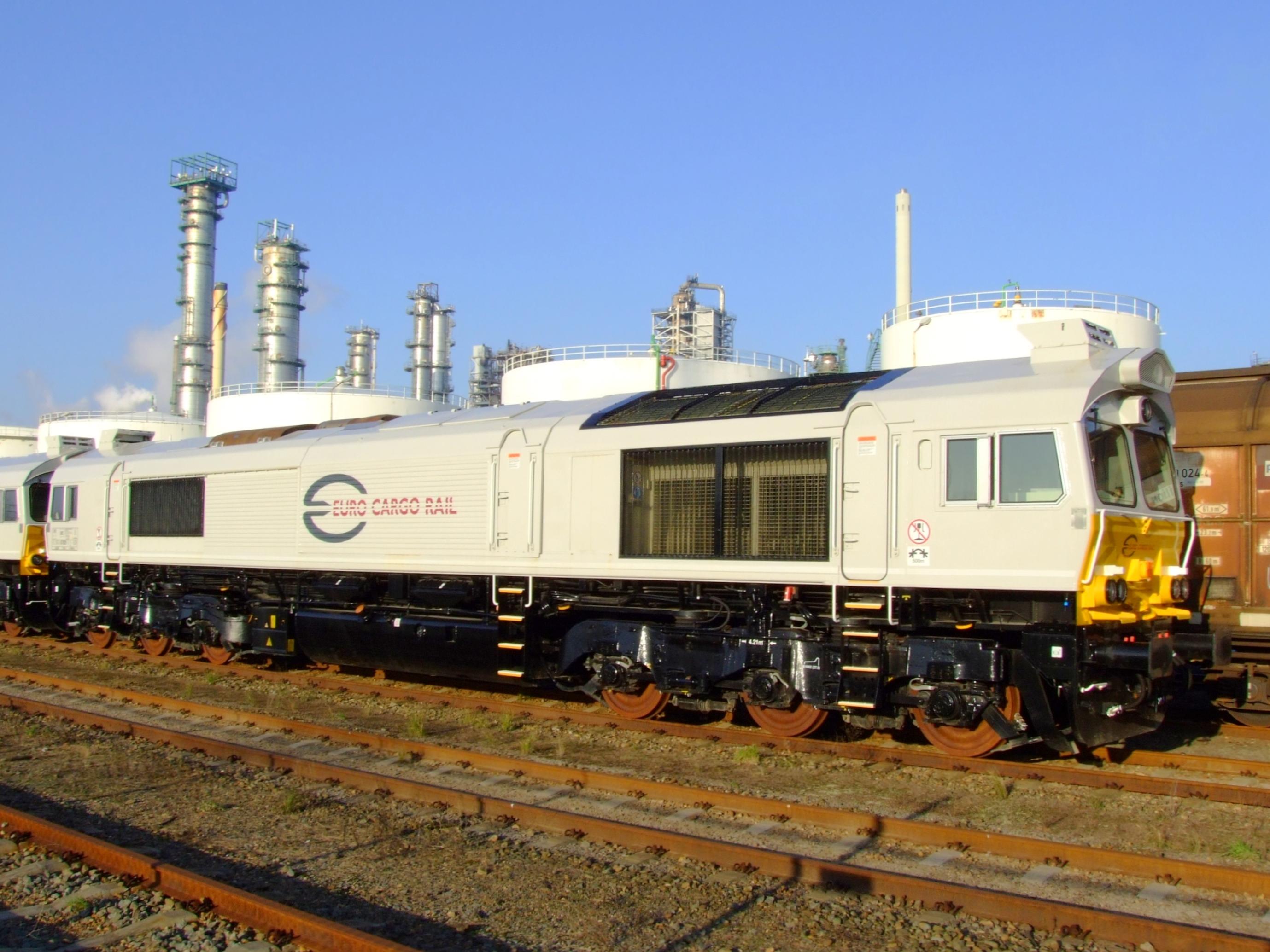 Db schenker train