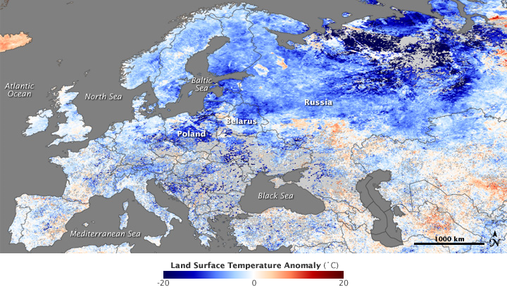 FileEurope Russia Temperature Map 200912png Wikimedia Commons – Europe Map Russia