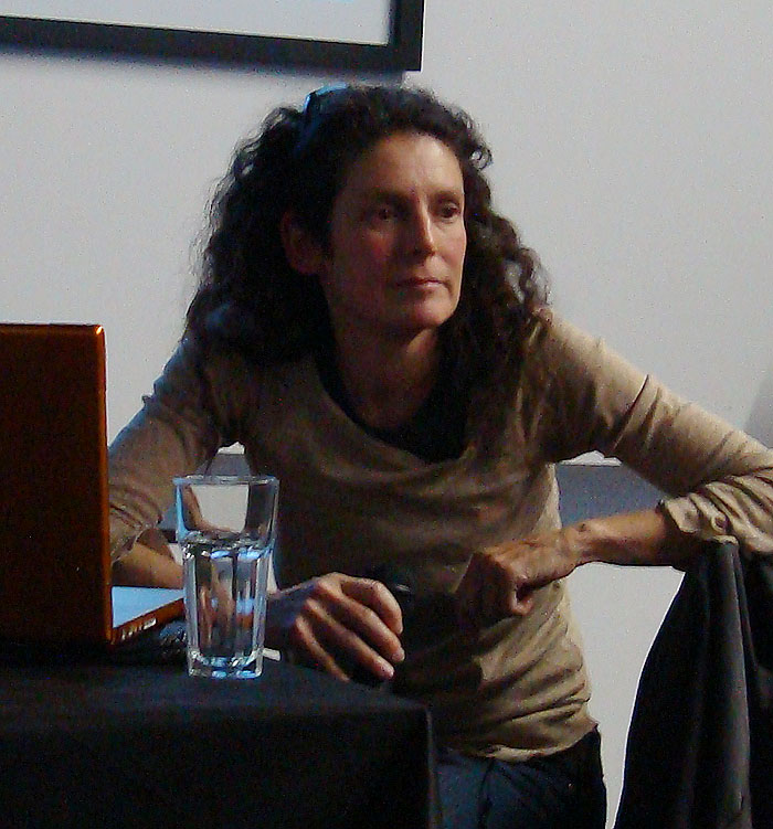 Image of Eve Sussman from Wikidata