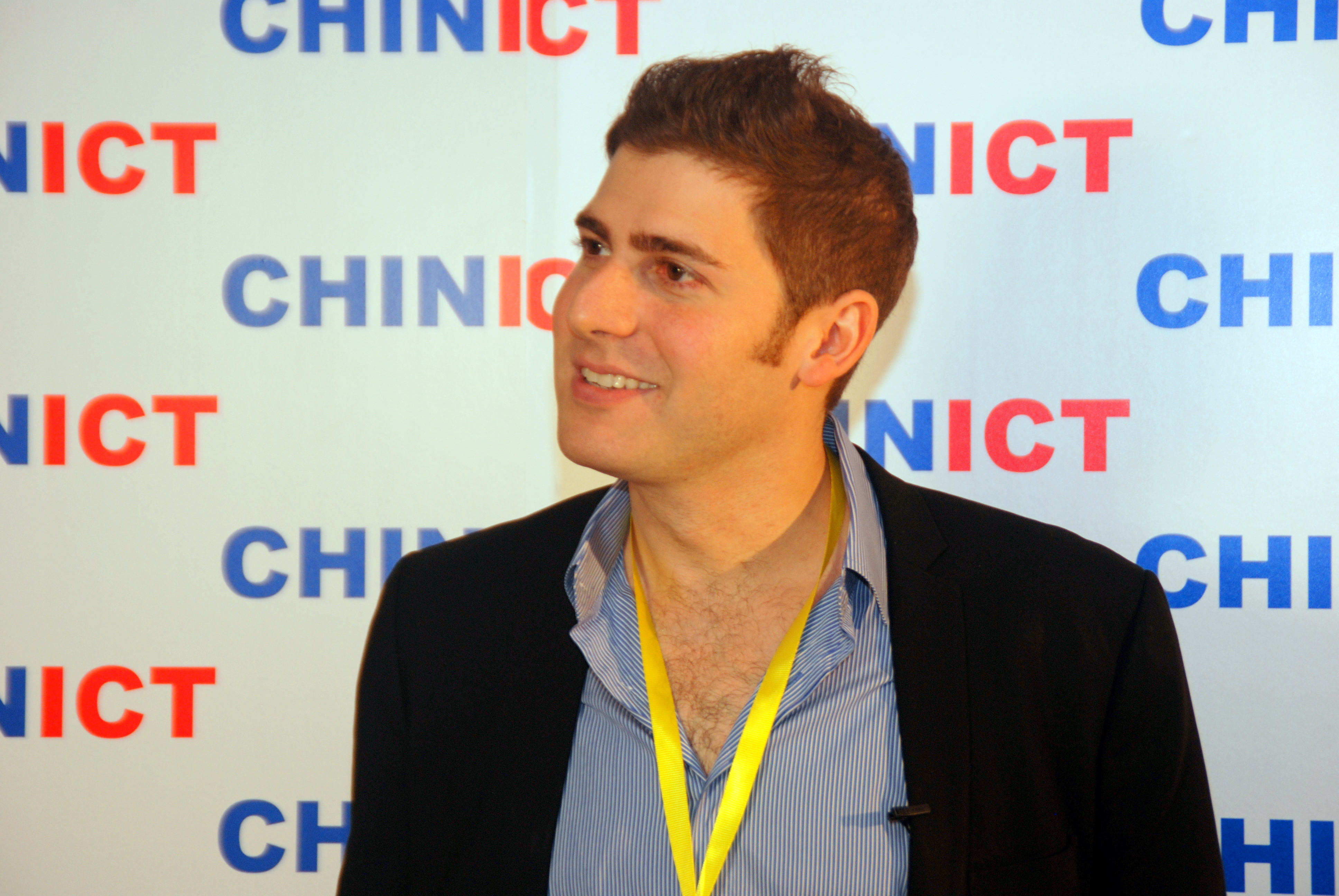 File:Facebook's co-founder Eduardo Saverin at the 8th annual ...
