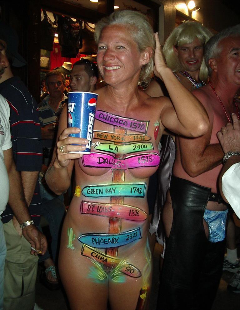 Description Fantasy Fest 2006 Show me the way to Key West (front).jpg