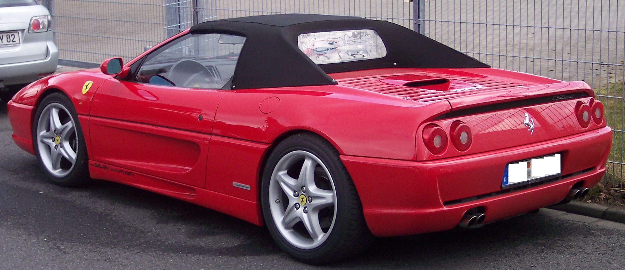 Ferrari F355 – Wikipedia