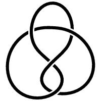 گره هشتی شکل