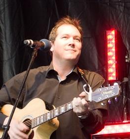 Finbarr Clancy Irish folk singer