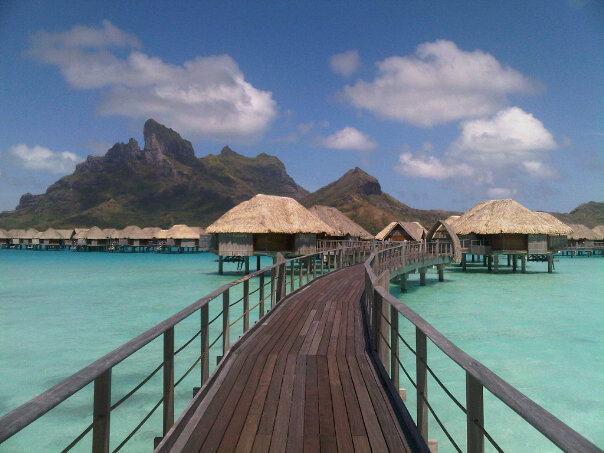 Four Seasons Resort Bora Bora - Wikipedia