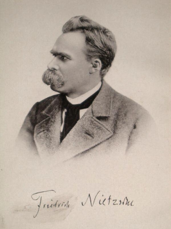 Friedrich Nietzsche tot