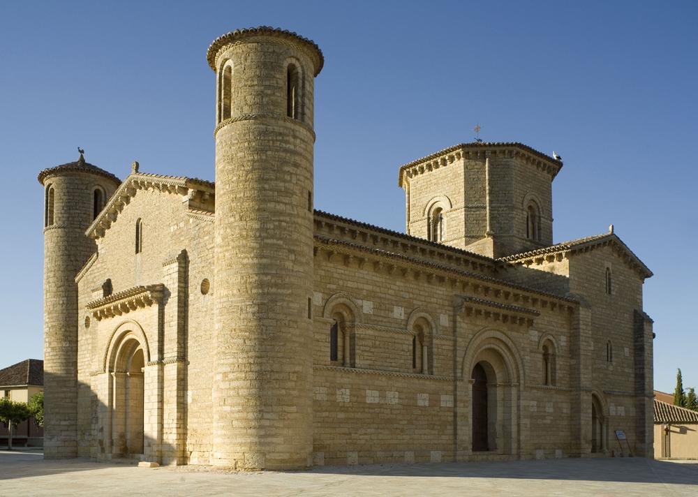 Historia de Frómista Iglesia de San Martín en Fromista
