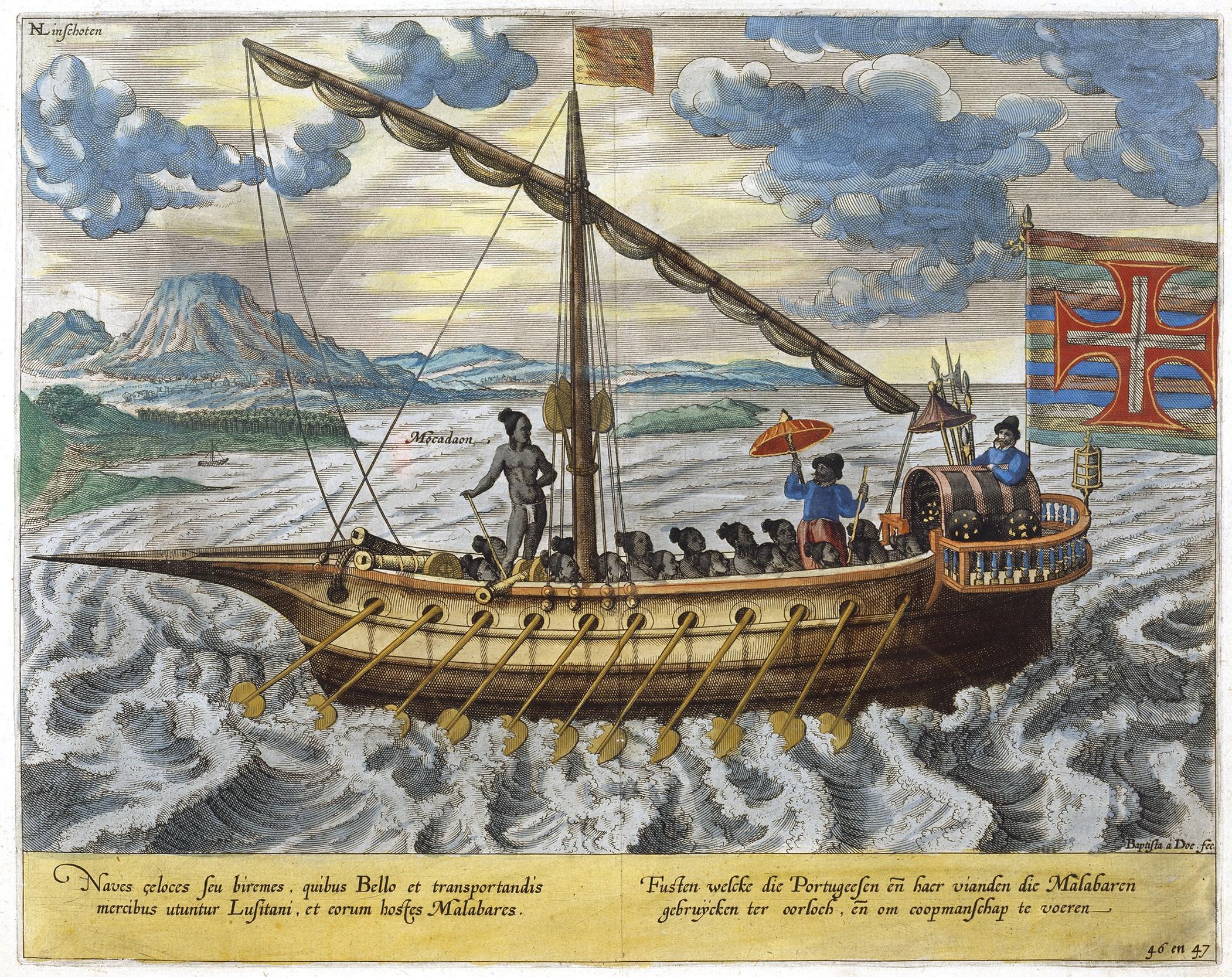 Jan Huyghen van Linschoten