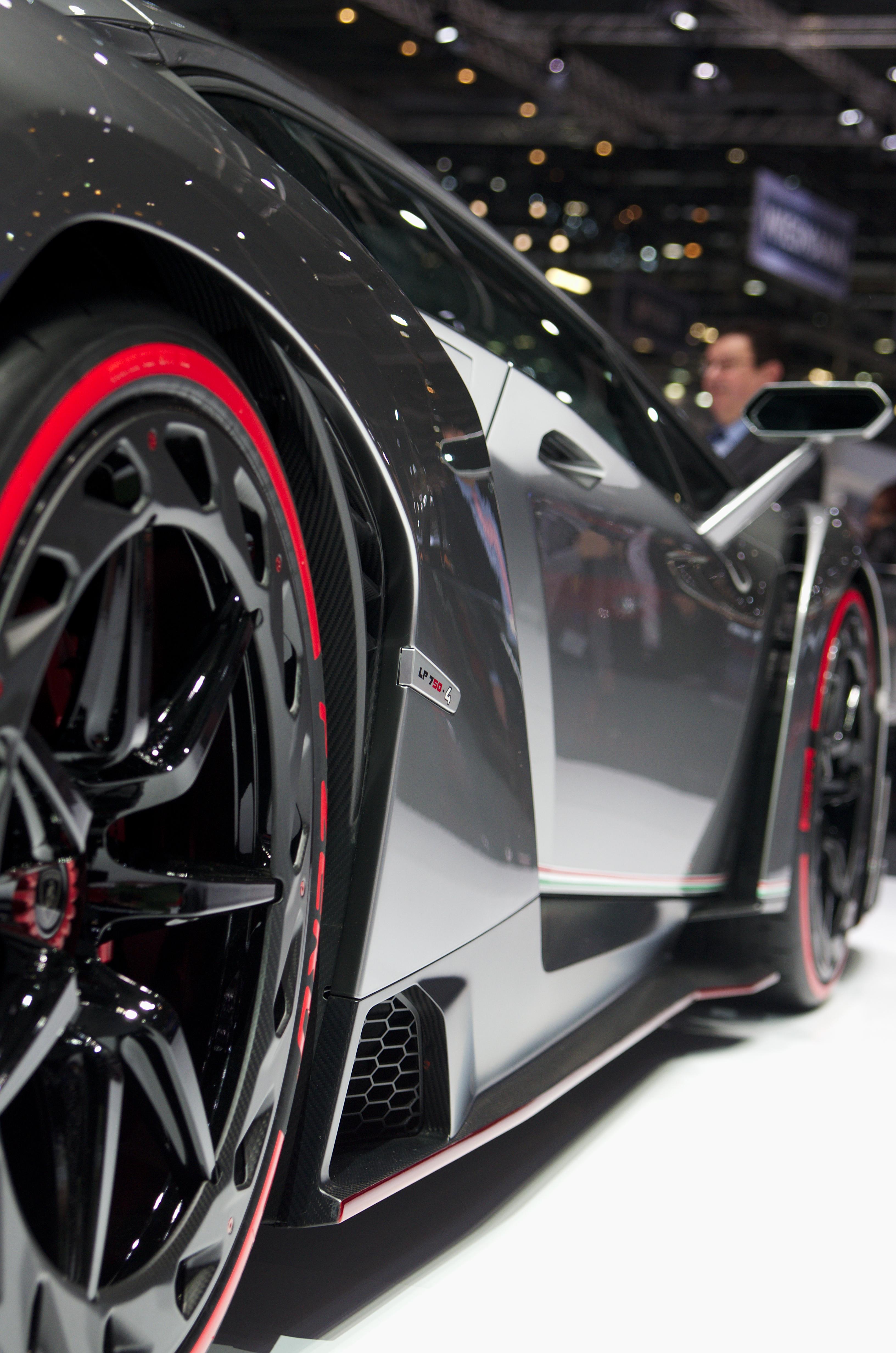 Geneva Motor Show 2013 Lamborghini Veneno