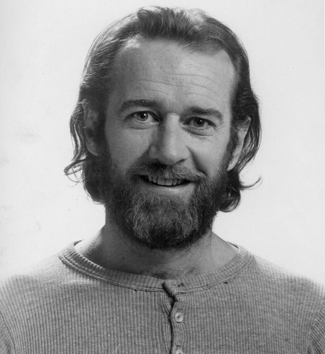 Photo George Carlin via Opendata BNF