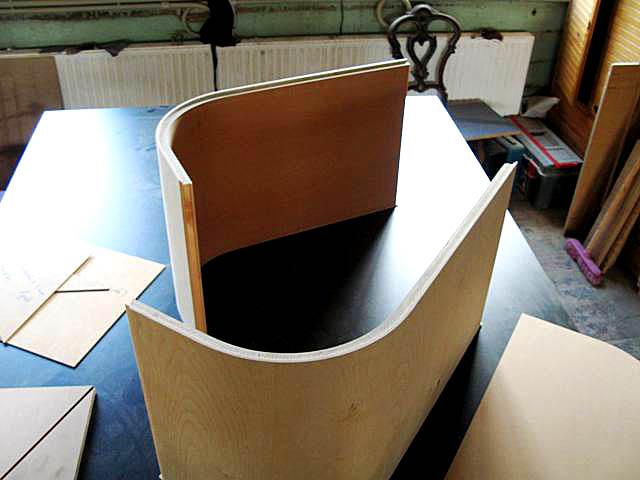 Výroba a použití překližky