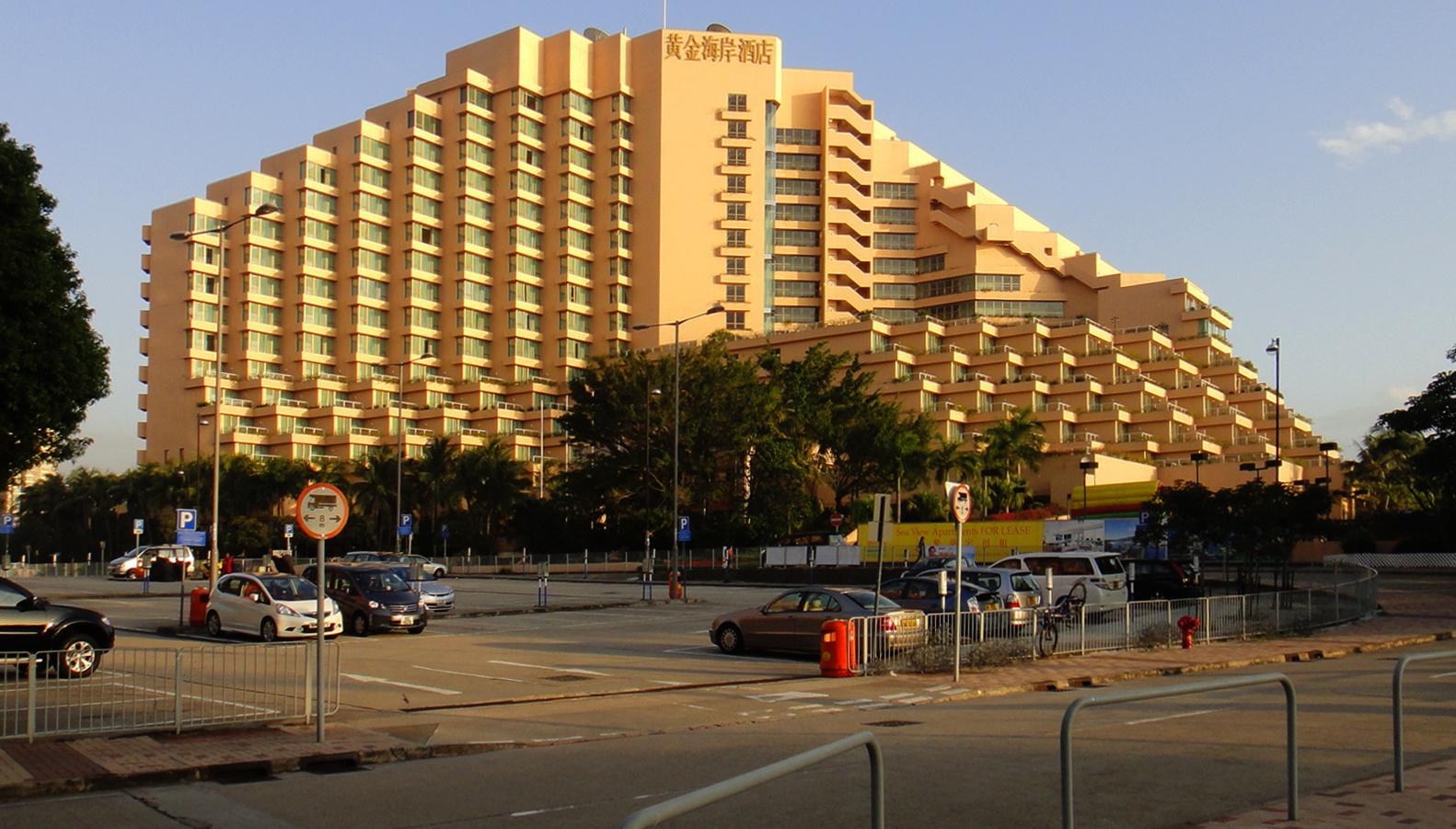 Hong Kong Hotel Rooms
