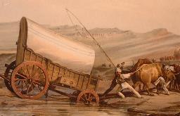 Le début du Grand Trek (1834) Grand_trek