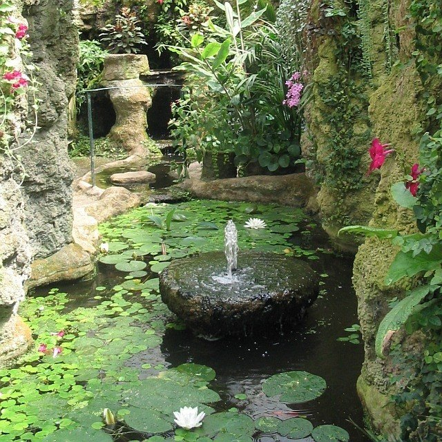 File:Grotto, Dewstow Gardens - geograph.org.uk - 659342.jpg - Wikimedia Commons
