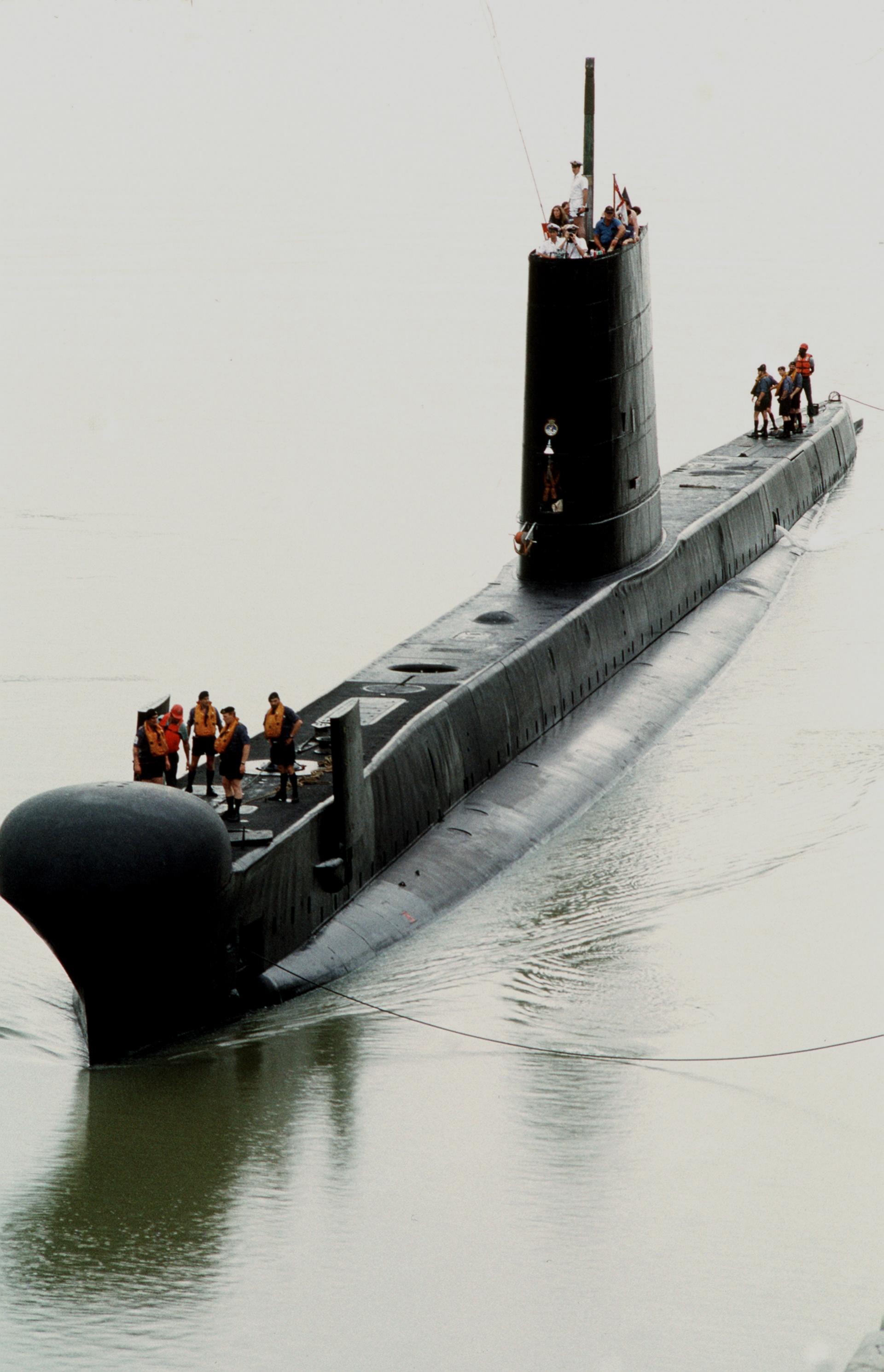 List of Oberon-class submarines - Wikipedia