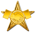Hand in Hand Barnstar Gold.png