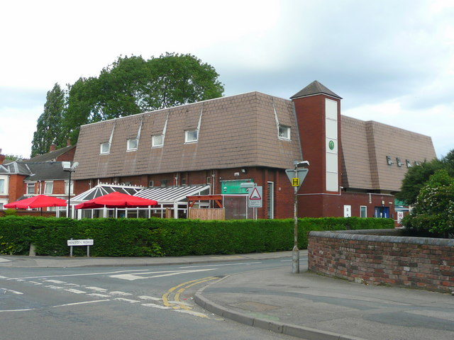 Swindon District Amateur Radio Club