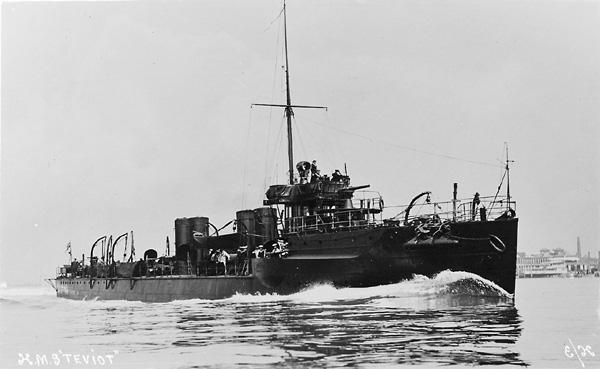 HMS Ettrick 1903 Wikipedia
