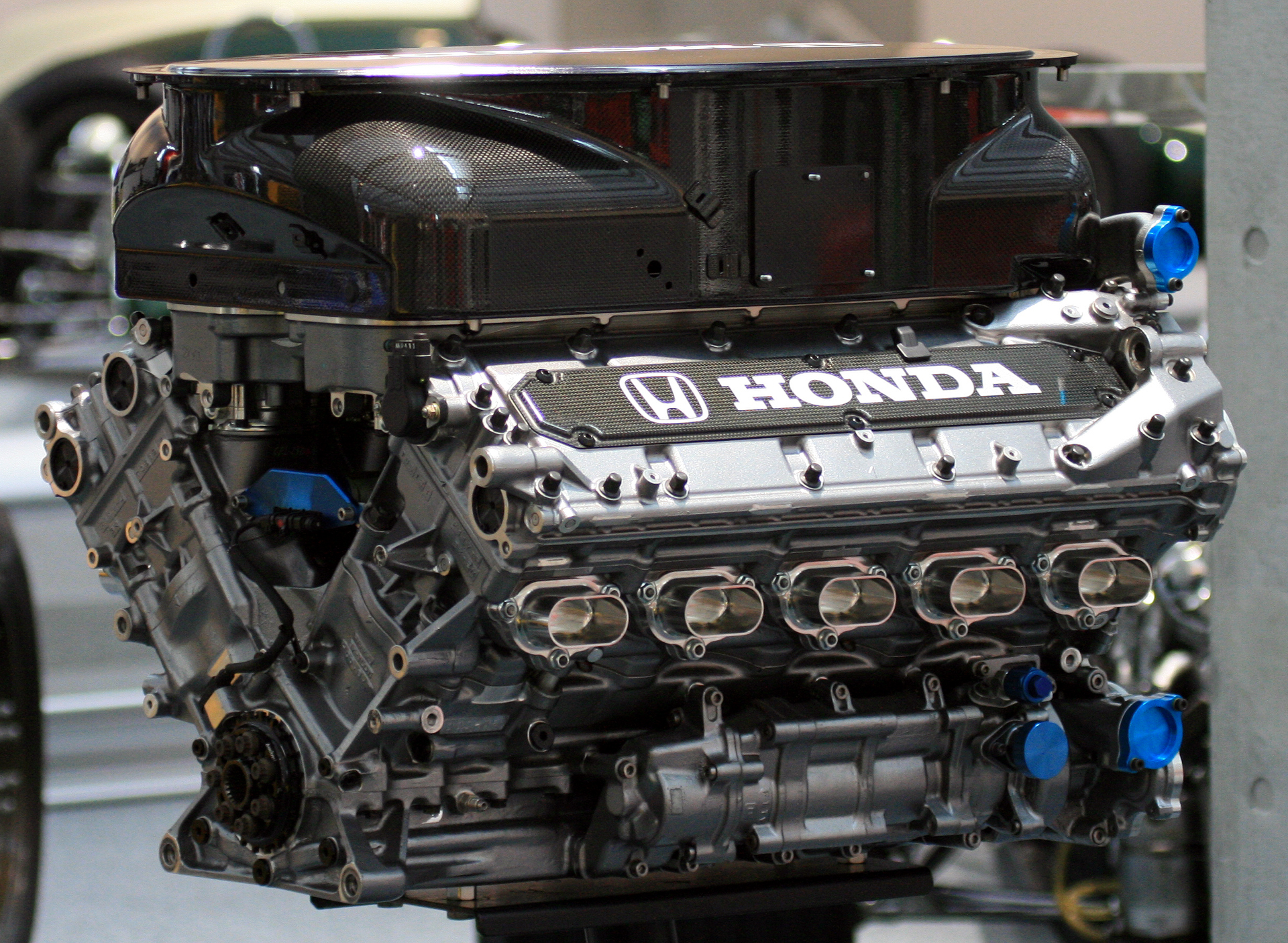 File Honda Ra000e Engine Rear Honda Collection