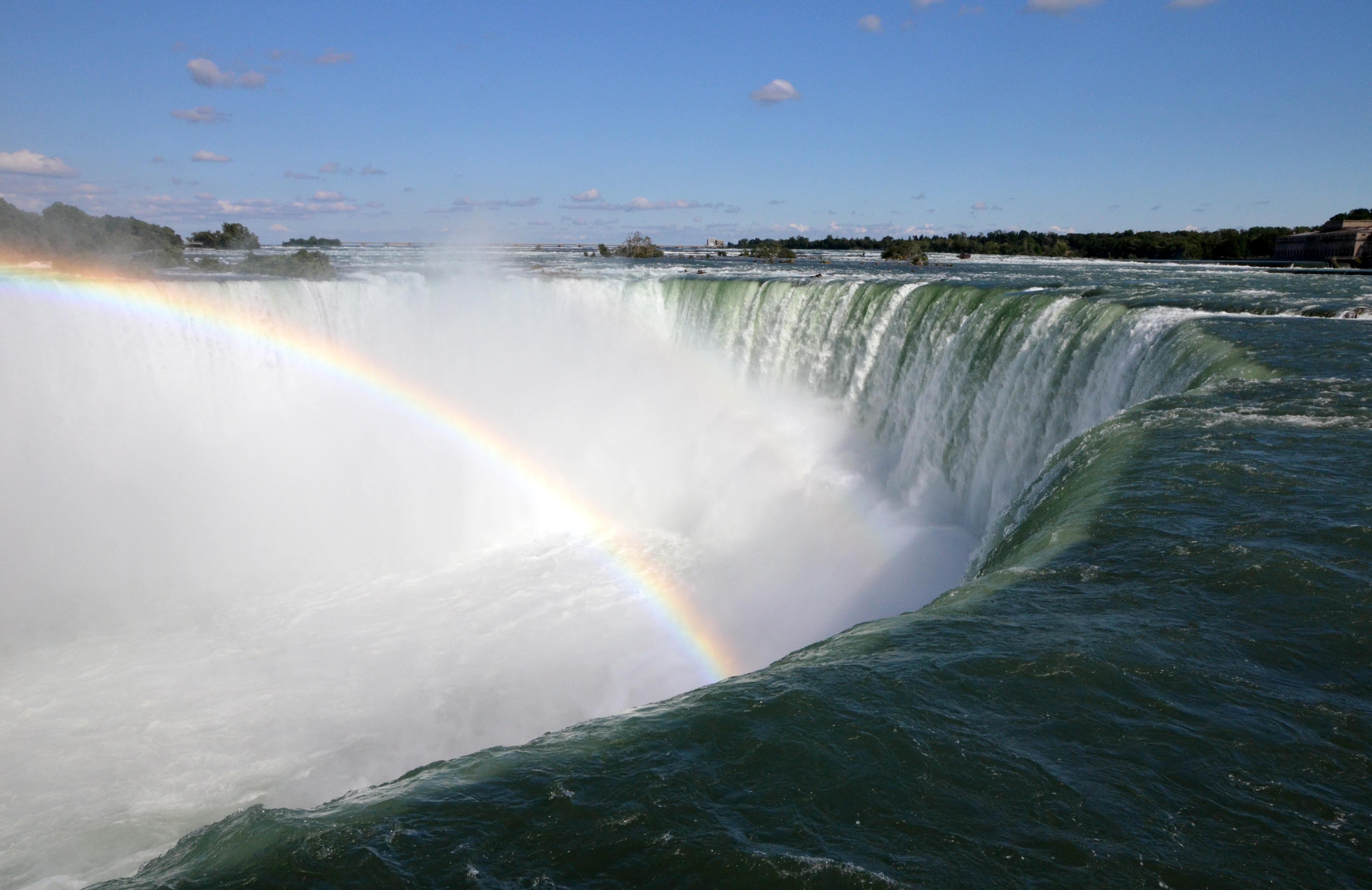 description of niagara falls