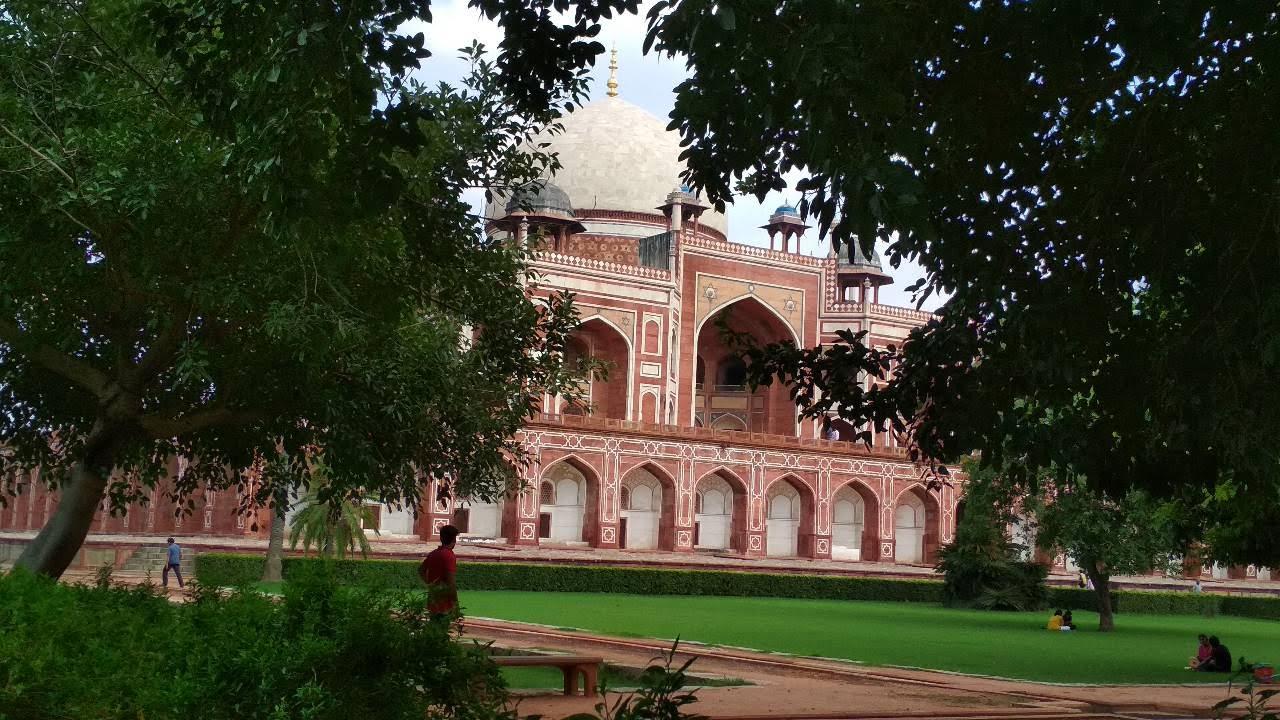 File:Humayun's Tomb Ajith click jpg - Wikimedia Commons