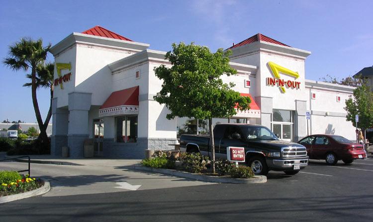 Resultado de imagen para in n out burger