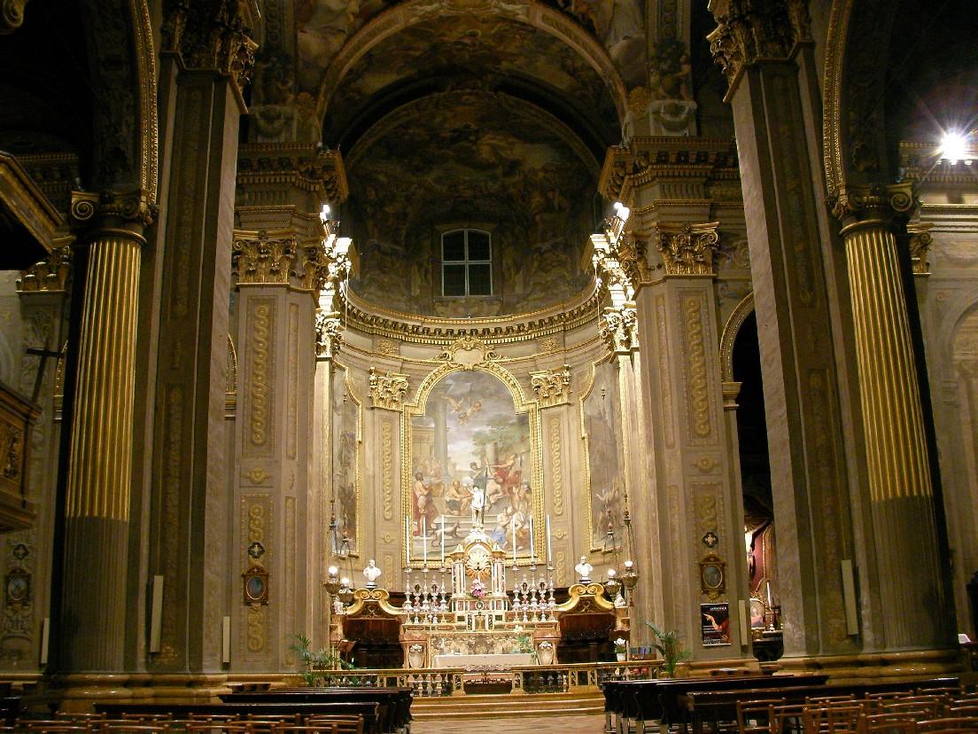 File Interno Chiesa San Gaetano E Bartolomeo A Bologna Jpg