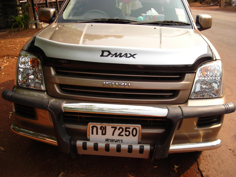File:Isuzu Dmax 2004-front.JPG
