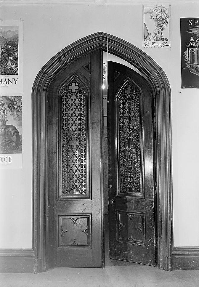 Lovely File:J. Mora Moss House Interior Doors