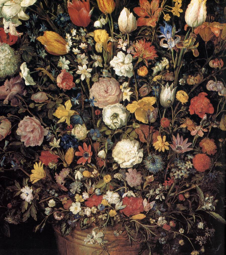 File jan brueghel i the great bouquet detail for Bouquet de fleurs wiki
