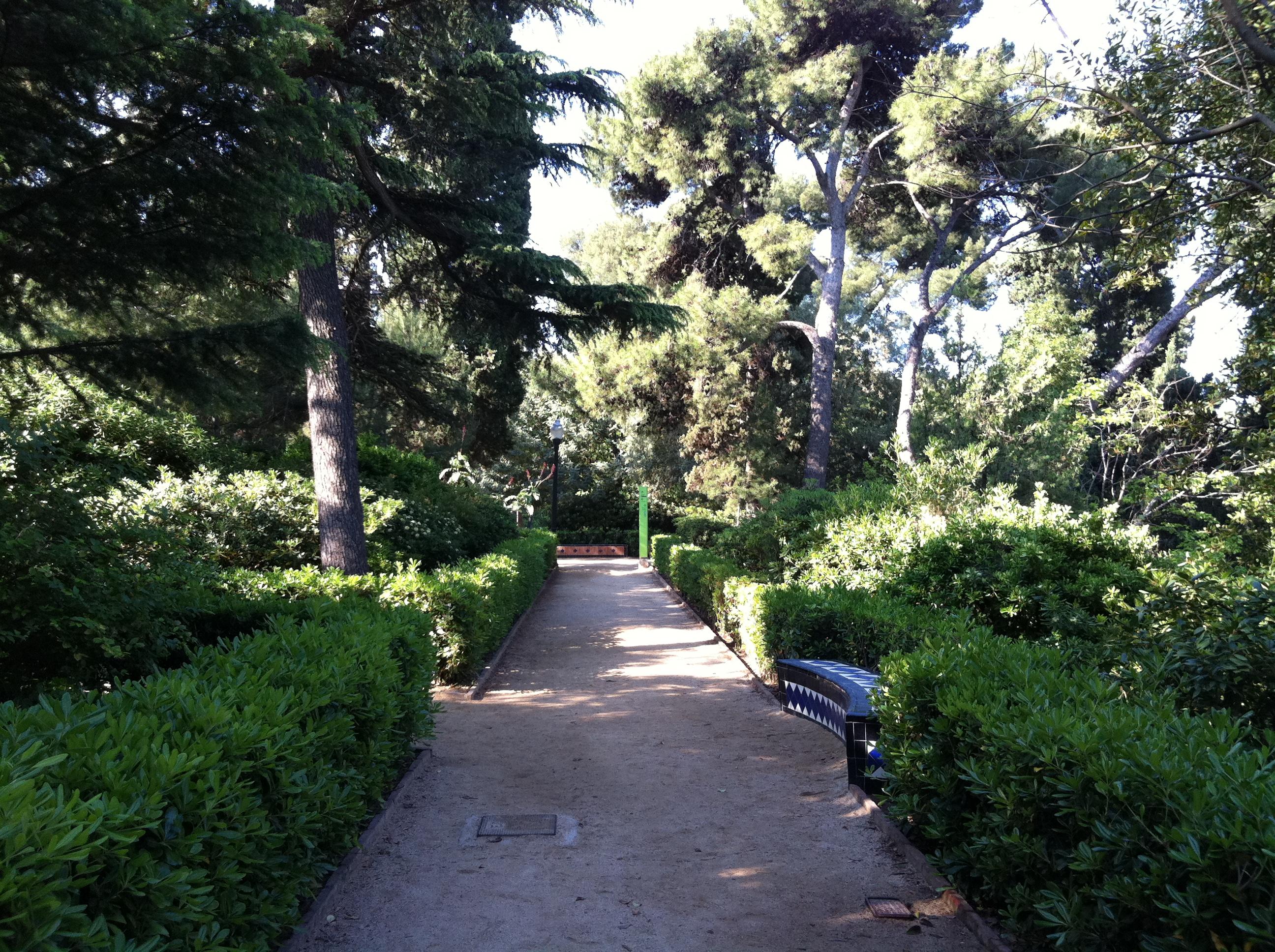 File jardins de laribal generalview002 jpg wikimedia commons for Jardines laribal
