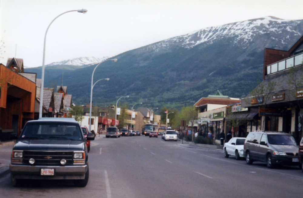 Jasper, Alberta - Wikipedia, the free encyclopediajasper town