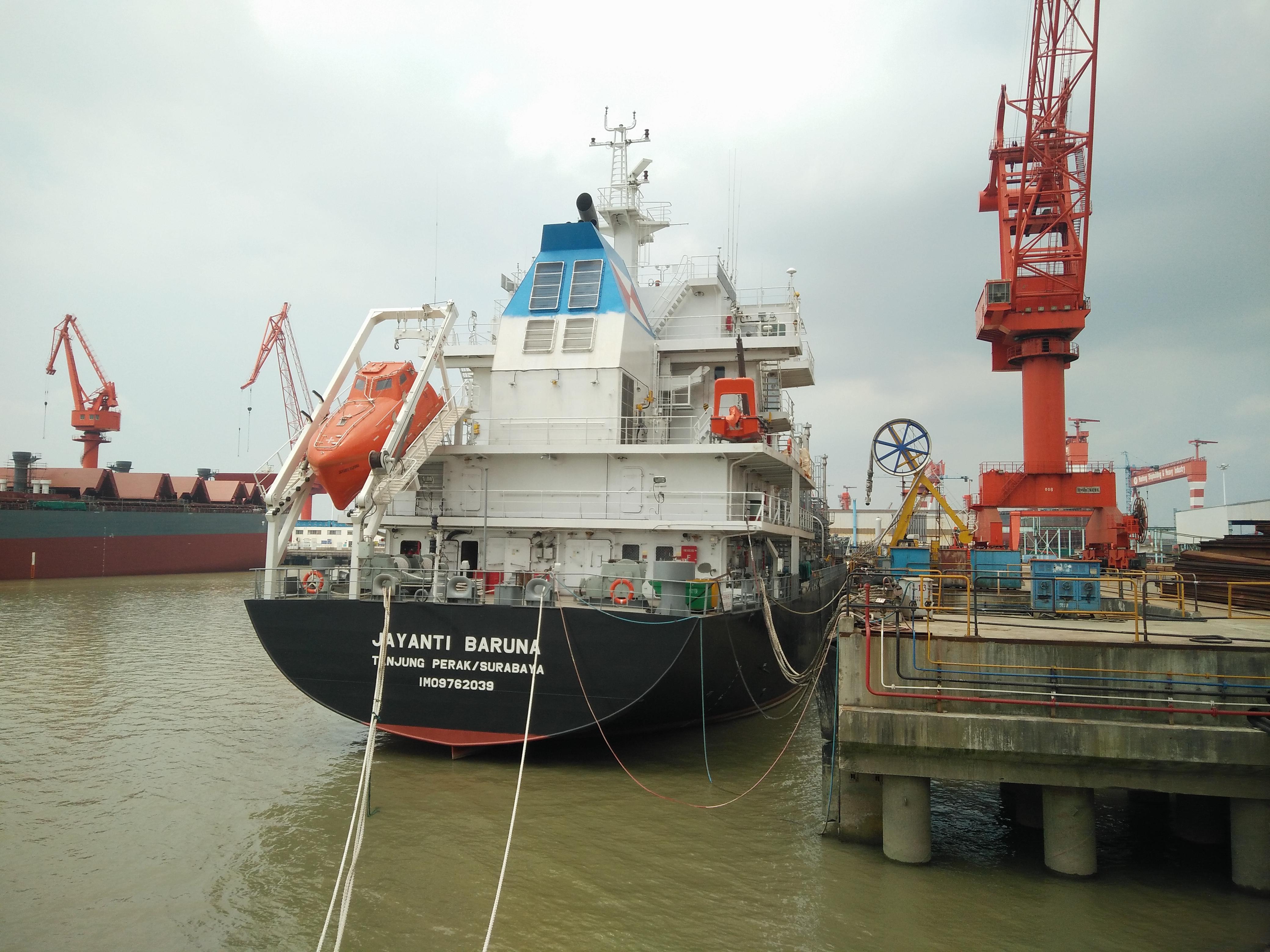 Marine Transportation LNG Tank Container