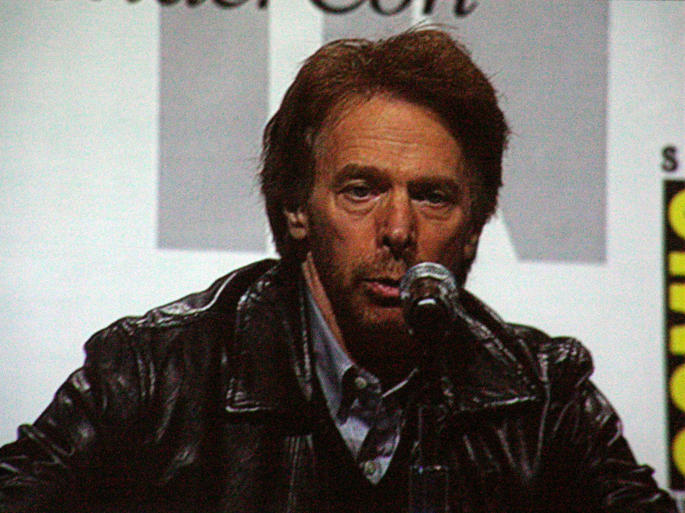 Bruckheimer at [[WonderCon]], April 3, 2010